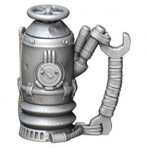 Gadgeteer - Mug 02